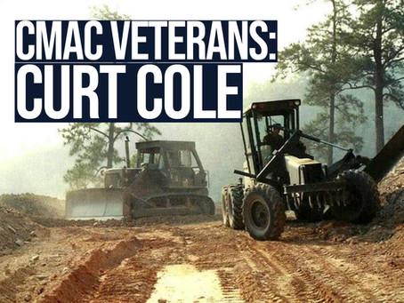 CMAC Veterans: Curt Cole