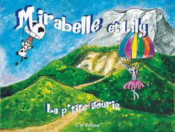 """Livre : """"Mirabelle et Lily la p'tite souris"""""""
