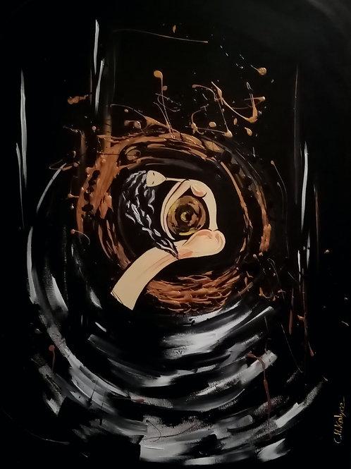 Trou noir - La naissance