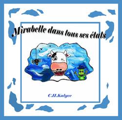 """Livre : """"Mirabelle dans tous ses états""""."""