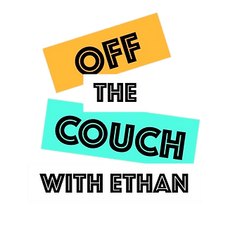 Off the Couch with Ethan Logo