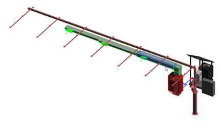 3D model of Ventilation System