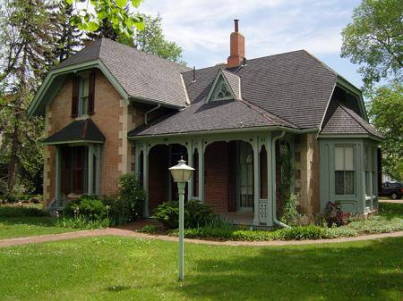 McAllister House Museum