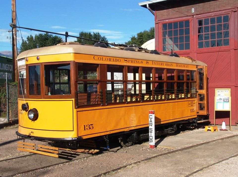 Pikes Peak Trolley Museum and Restoration Shop