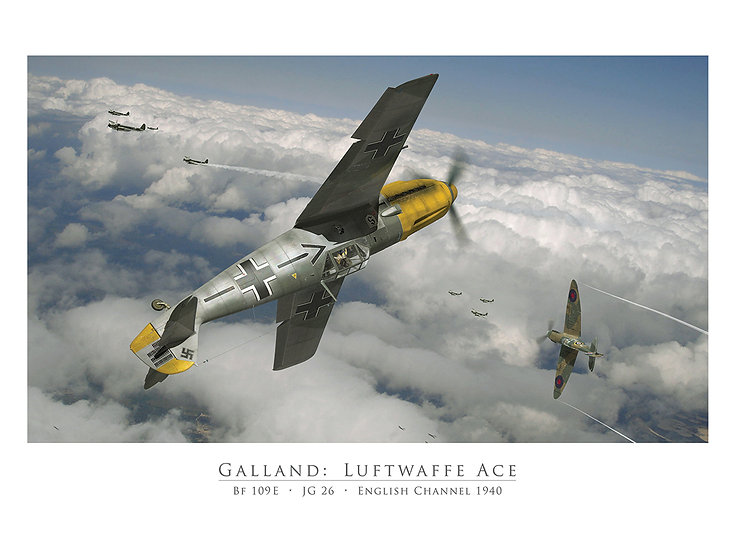 Galland:  Luftwaffe Ace
