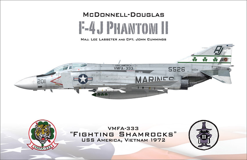 F-4 Phantom II - Lee Lasseter