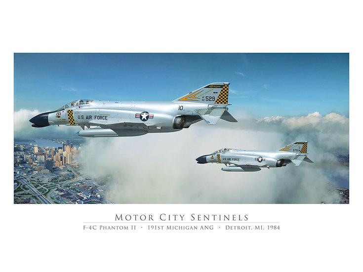 Motor City Sentinels