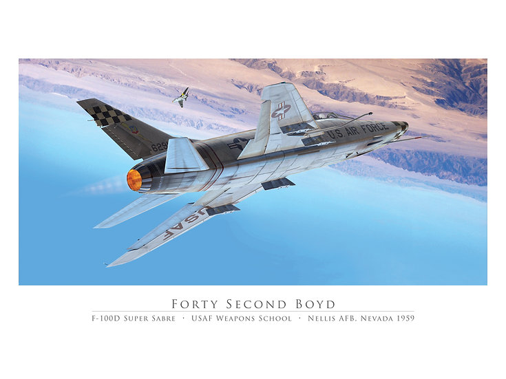 Forty Second Boyd