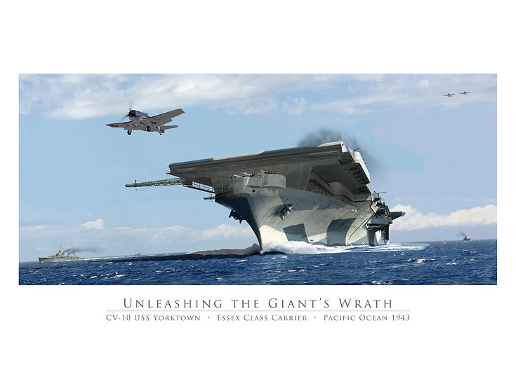 Unleashing the Giant's Wrath