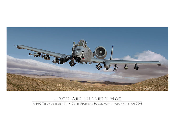 You Are Cleared Hot