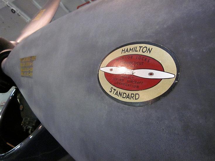 Propeller - Hamilton Standard