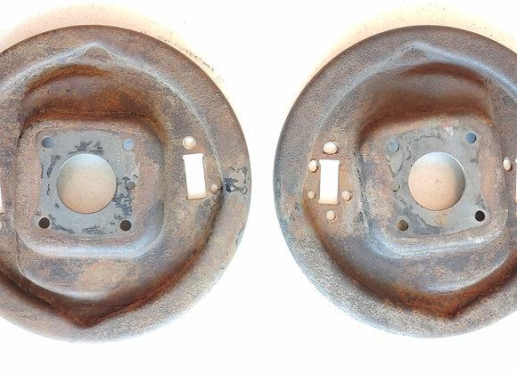 MGA 1600 Front Drum Brake Backing Plate