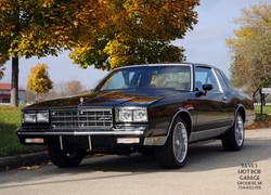 1984 Monte Carlo LS