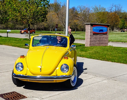 1971 VW Superbug