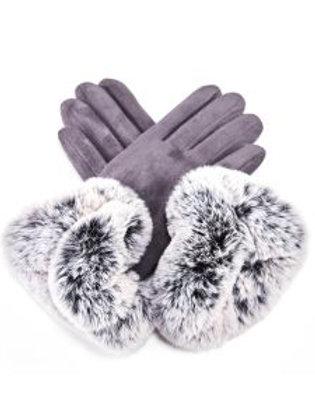 Arden Gloves Grey