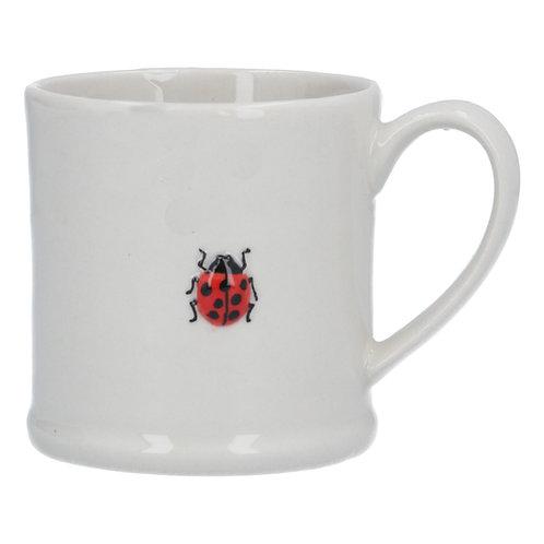 Gisela Graham Ceramic Ladybug Mug