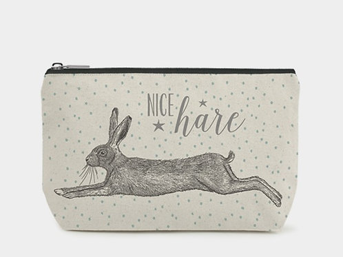 Hare Cosmetic Bag