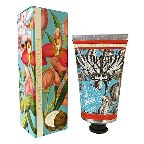 Kew Gardens Coconut Hand Cream