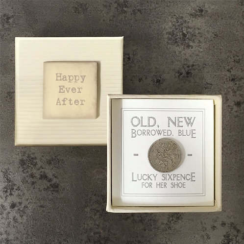 Sixpence-Old new borrowed blue