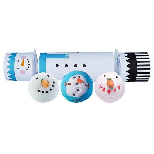 Frosty the Snowman Cracker