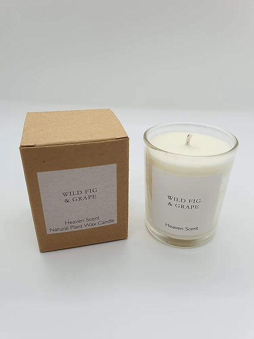 Wild Fig & Grape 9cl Soy Wax Candle