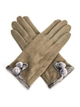 Betty Gloves Olive