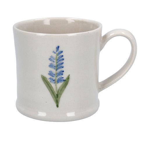 Gisela Graham Ceramic Lavender Mug