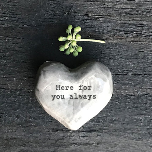 Heart Token- Here For You Always