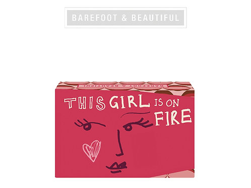 """This Girl"" Soap Bar"