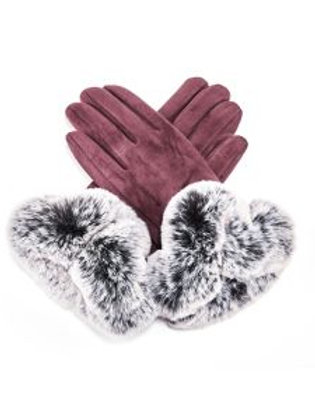Arden Gloves Grape