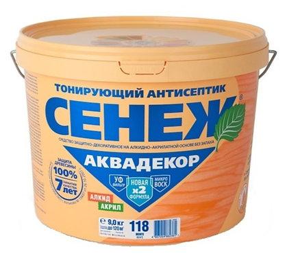 Сенеж Аквадекор (9 кг)