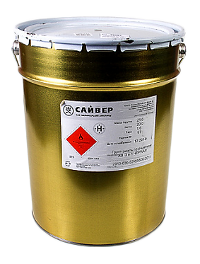 Сайвер Грунт-эмаль по ржавчине 3 в 1 (20 кг)