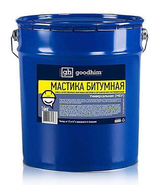 Gh мастика битумная универсальная (16 кг)