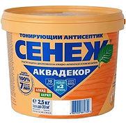 Сенеж Аквадекор 2,5 кг в Ижевске