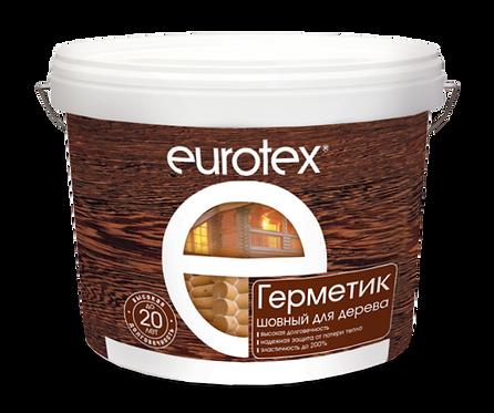 Eurotex Герметик шовный для древесины (3 кг)