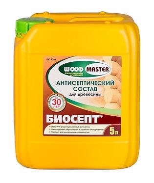 Woodmaster Биосепт (5 л)