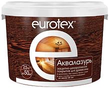 Eurotex Евротекс Аквалазурь 2,5 кг в Ижевске