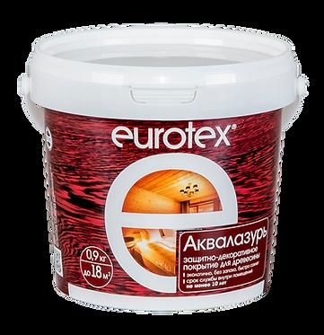 Eurotex Аквалазурь (0,9 кг)
