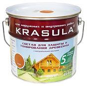 KRASULA Красула пропитка 3,3 л в Ижевске