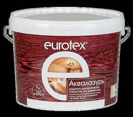 Eurotex Аквалазурь (9 кг)