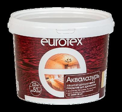 Eurotex Аквалазурь (2,5 кг)