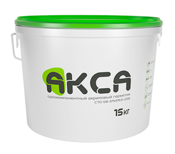 Сазиласт АКСА герметик (15 кг)