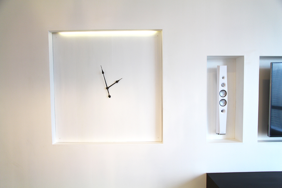 Wallclockfeature