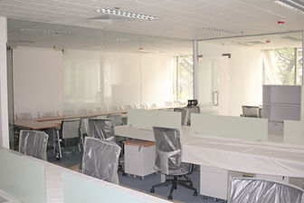 Full turnkey Design & Build of donor-funded project office in prestigious Bangkok CBD