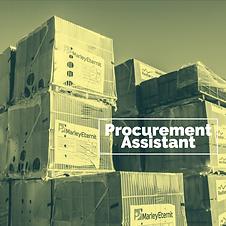 Procurement Assistant