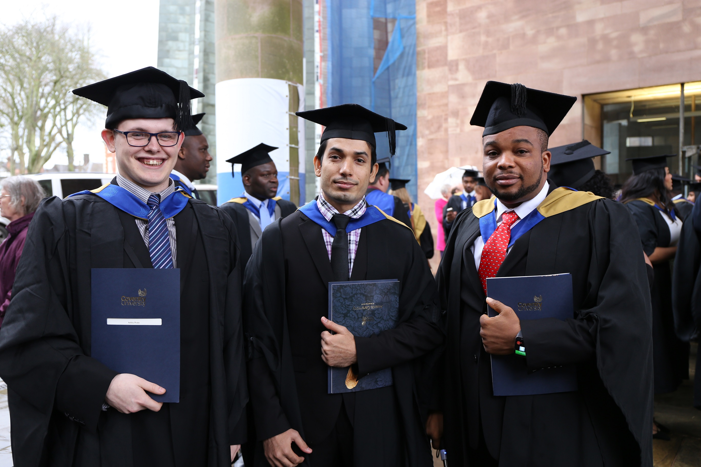 Coventry University Graduation 2015
