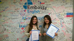 Embassy English New York