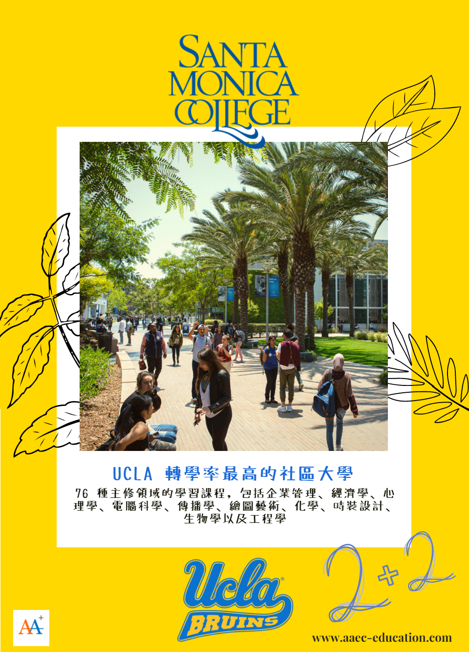 [學校簡介] Santa Monica College