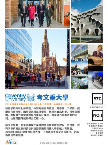 Coventry University DM