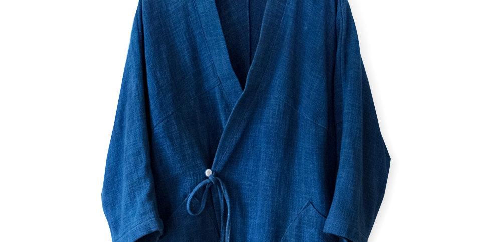 藍染和式外套